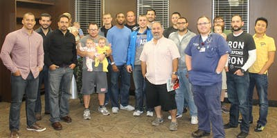 ..Boot Camp for New Dads @ Winter Park Memorial Hospital 2019