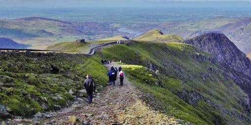 FITBANKER Weekend Trek: Brecon Beacons, Wales, July 26-28 2019