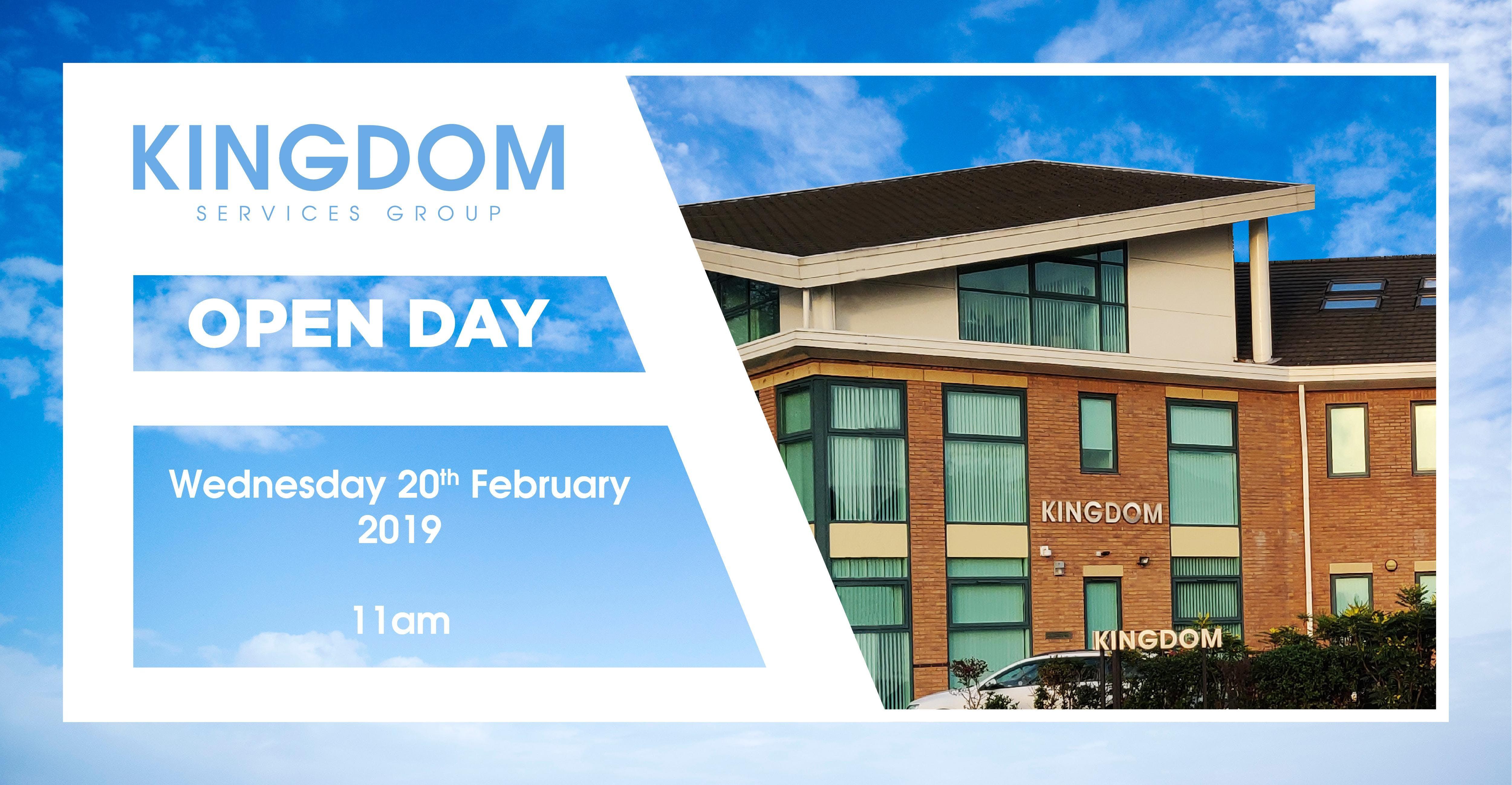 Kingdom Open Day
