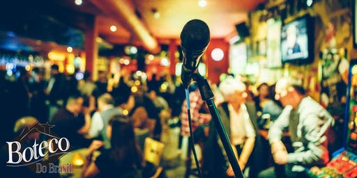 Weekly Open Mic