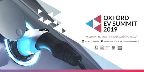 The Oxford EV Summit 2019 tickets