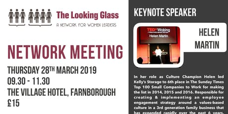 The Looking Glass Events | Eventbrite
