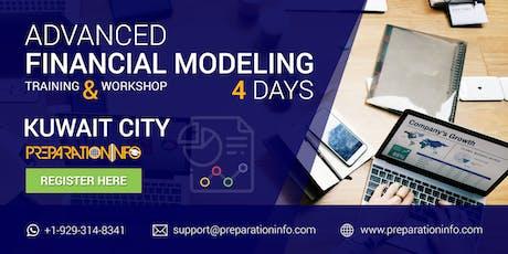 Advanced Financial Modeling Certification Classroom Program in Kuwait 4Days tickets