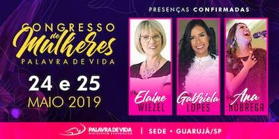 CONGRESSO DE MULHERES PALAVRA DE VIDA