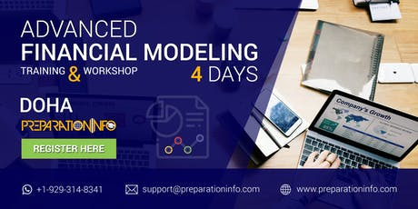 Advanced Financial Modeling Classroom Training and Certifications in Doha tickets