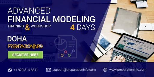 Advanced Financial Modeling Classroom Training and Certifications in Doha