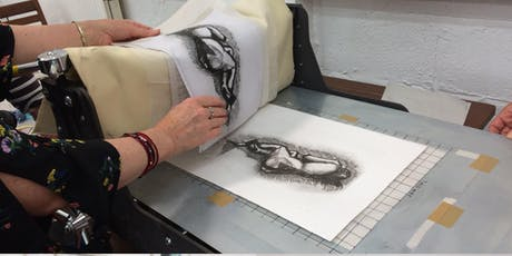 October Printmaking Workshop tickets