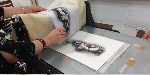 October Printmaking Workshop