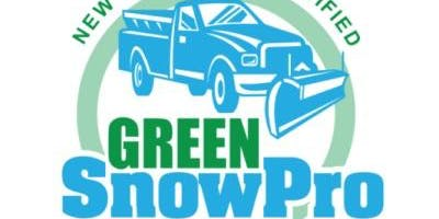 Green Snow Pro Certification Training - May 16, 2019