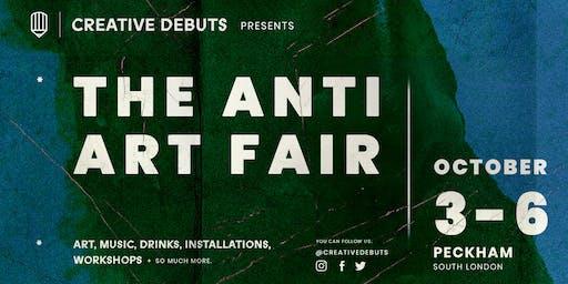 The Anti Art Fair 2019