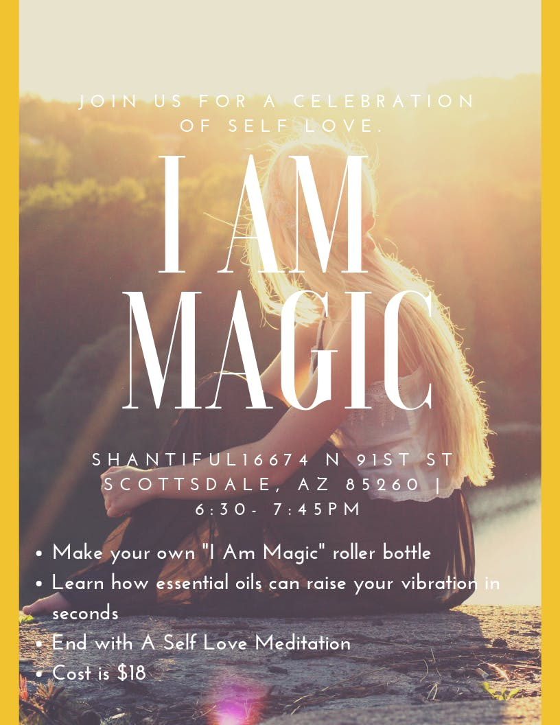 I Am Magic - A Celebration of Self Love