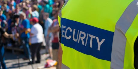 Vorbereitung auf die Sachkundeprüfung im Bewachungsgewerbe gem. § 34a GewO - Juni 2019 Tickets