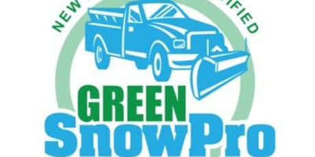 Green Snow Pro Refresher - September 19, 2019 tickets