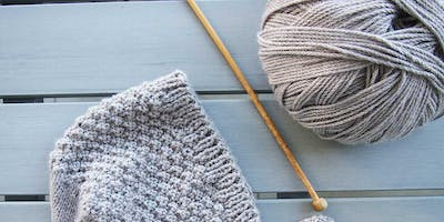 Knit and Chat at the Stone