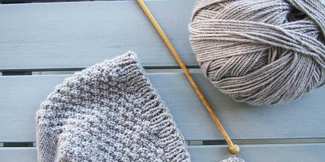 Knit and Chat at the Stone  tickets