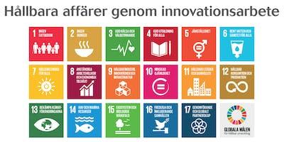 Frukostseminarium: Hållbara affärer genom innovationsarbete