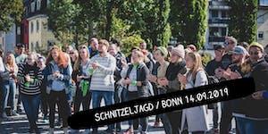 Schnitzeljagd / Bonn September 2019