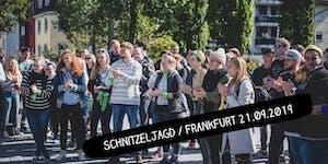 Schnitzeljagd / Frankfurt September 2019