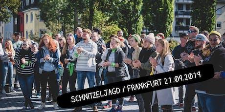 Schnitzeljagd / Frankfurt September 2019 tickets