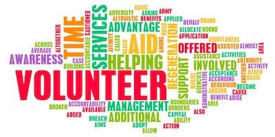 HFFT Volunteer Workshop