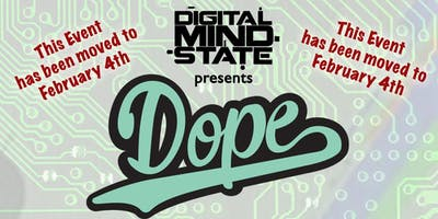 DOPE - Disruption.Objects.People.Experiences.- feat. Cannabis & Media