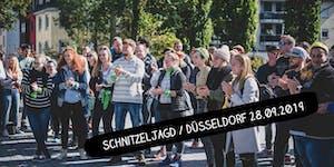 Schnitzeljagd / Düsseldorf September 2019