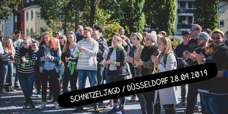 Schnitzeljagd / Düsseldorf September 2019 Tickets