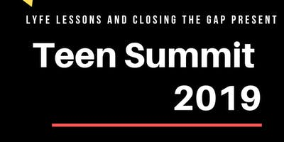 Lyfe Lessons and Closing The Gap Teen Summit