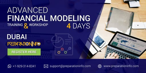 Advanced Financial Modeling Classroom Training and Certifications in Dubai