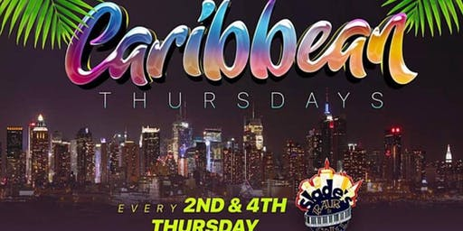 "Caribbean Thursdays ""Special Edition Performing Live Dev"" 22ND AUG."
