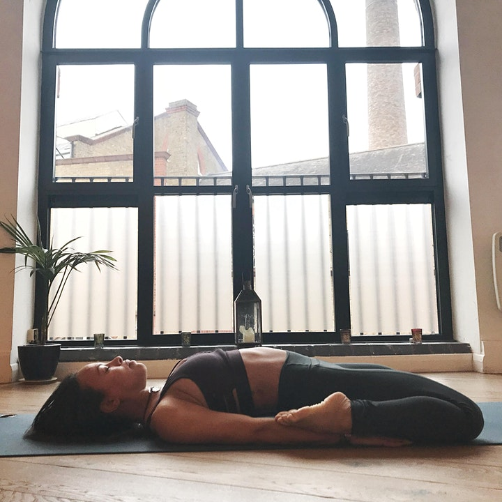 *EARLY BIRD! Day Urban Yoga Retreat; Peace in the city, Move with Intention image