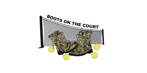 Boots on the Court at Fort Jackson (6/22/2019)