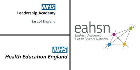 East of England Network of Quality Improvement (QI) Champions - Cambridge and Peterborough STP.  tickets