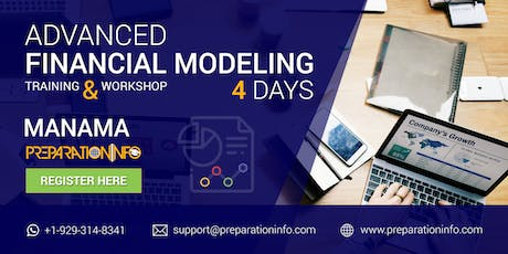 Advanced Financial Modeling Certification Classroom Program in Manama 4Days tickets