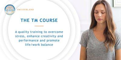 The TM Course in Geneva - Carouge
