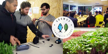Practical aquaponics training: how to build your own system tickets