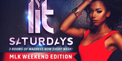 LIT SATURDAYS | HIPHOP & REGGAETON EVERY WEEK!  @ ENSO NIGHTCLUB! 2+ROOMS & PATIO!