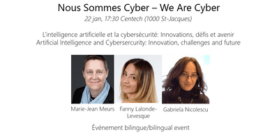 Nous Sommes Cyber - We Are Cyber