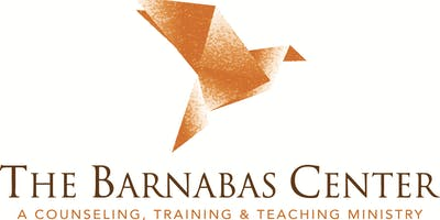Barnabas Training Level 1 Starts Jan. 21, 2020 (Daytime Group)
