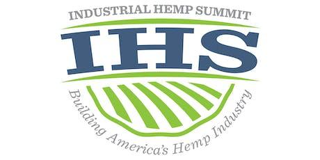 Industrial Hemp Summit 2020 tickets