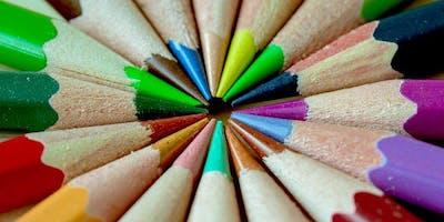 Honeywood Adult Colouring Club