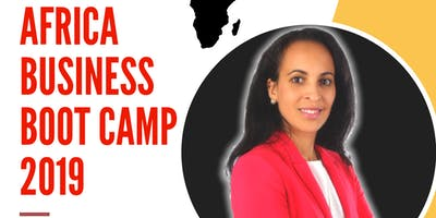 Africa Business Boot Camp 2019 - NYC