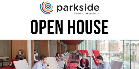 Open House @ Parkside Student Residence tickets