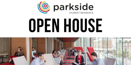 Open House @ Parkside Student Residence