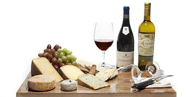 Cheese & Wine & Networking