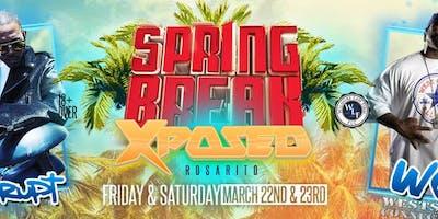 Spring Break Rosarito