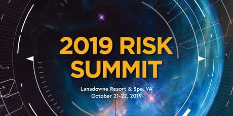 2019 Risk Summit tickets