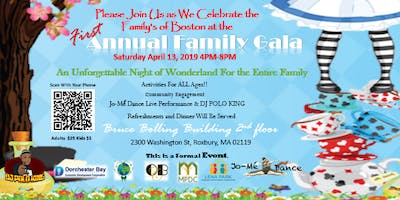 1st Annual Family Gala