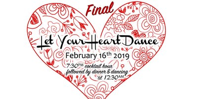 The Cooley's Anemia Foundation presents: The 31st, AND FINAL, Let Your Heart Dance