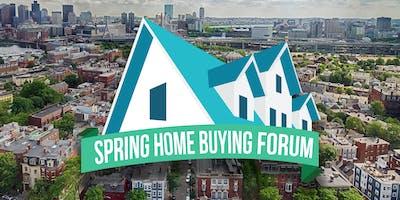 Spring Home Buying Forum 2019